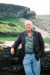 Author and 26-year veteran of the U.S. Navy, Eric Wentz