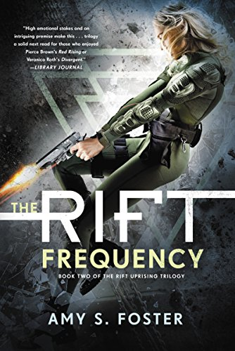 The Rift Frequency - Book Cover